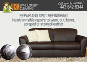 Image 4 | UCM Upholstery Cleaning