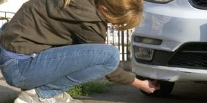5 Common Causes of Car Dents