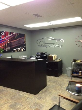 Give us a call for your next auto body repair!