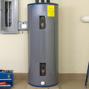 Water Heater bursts can cause emergency water damage