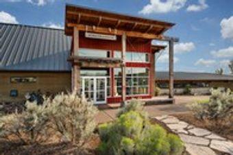 Athletic Center Front Entrance