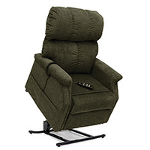 PrideMobility.com Lift Chairs and GoldenTech.com LiftChair Recliners.  Seat reclining liftchair.  Available in junior petite, small, medium, large, tall, 2-motor heavy duty and extra wide.