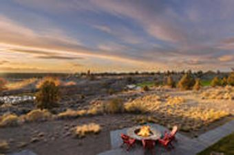Ranch House Private Firepit and Sunset View