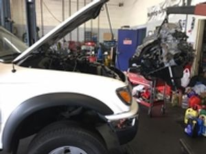 Another engine repair we've for a valued customer!