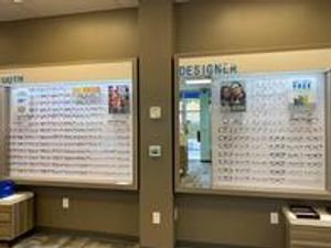 Eyeglasses for sale at My Eyelab optical store in Wedgewood, North Charlotte, NC 28216