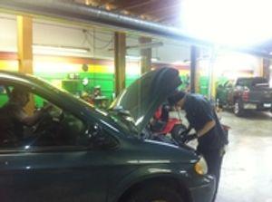 Let our certified technicians fix your auto repair problems.