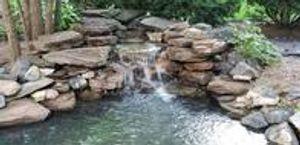 Water landscaping in Schaumburg, IL