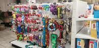 We have a great selection of toys for your furry friend!
