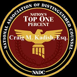 Craig M. Kadish, Nation's Top 1% Criminal Defense Lawyers