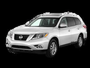 Nissan 5, 7, & 8 passenger SUV