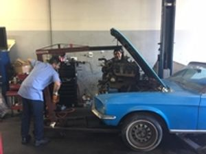 At Adolfo we don't mind getting our hands dirty, we'll do the heavy lifting on your Auto Repair!