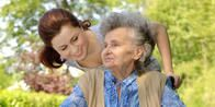 Our in-home care provides them security and independence while providing you with peace of mind.