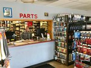 Full Service Department