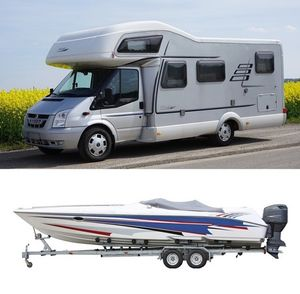 Indoor Storage for cars, boats, trucks, and RVs