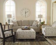 Living room furniture rental.