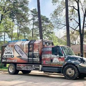 Our services include tree pruning, tree removal, stump grinding, and more tree services.