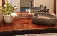 We do custom countertops.