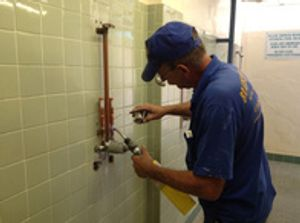 We offer industrial, commercial, and residential plumbing services for both water and gas piping.