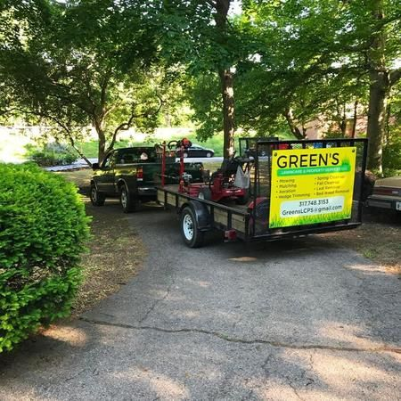 Image 3   Green's Lawncare & Property Services