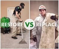"Did you know that fire, water and mold can not only damage your property's structure but also your belongings within it? SERVPRO's ""restore vs. replace"" mentality can help save your most precious items."