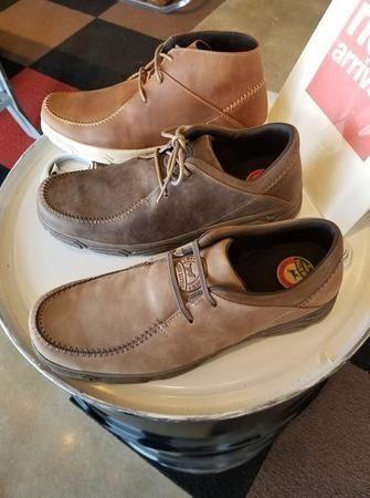 Irish Setter makes the perfect casual shoe!
