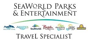 SeaWorld Parks & Entertainment Travel Agency Specialist