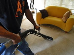 Commercial Vapor Carpet Cleaning Services