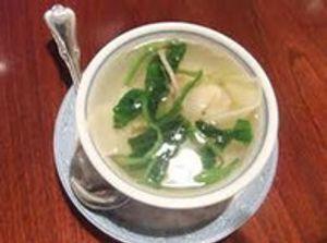 Silk Road Gourmet Chinese Restaurant Soup Bowl