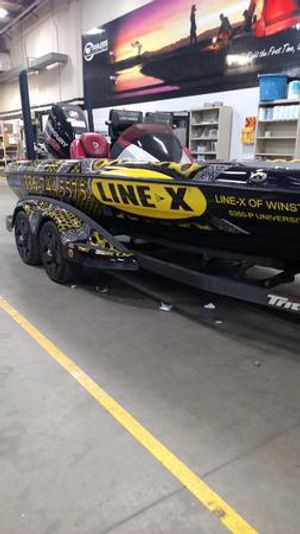 LINE-X of Winston Salem has been your trusted place for spray coatings and truck accessories since 2004.