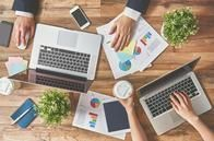 We offer small business accounting