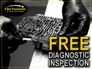 If you need trusted transmission repairs in Concord, NC, 5 Star Transmission and Total Auto Care is ready to provide you the best service and price. We'll perform a FREE diagnostic inspection to accurately identify the source of your vehicle's transmission problems! We're dedicated to deliver the highest level of QUALITY repairs! http://www.5starconcord.com/