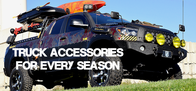 Truck Accessories for Every Season!