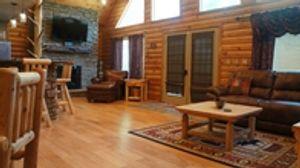 Image 9 | Yatesville Lake Cabin Rental