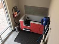 self wash stations