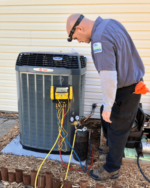We can help with all your heating and cooling needs!
