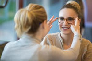 Our eye doctors, technicians, and staff welcome you to our optical store.  We are ready to assist you in choosing the right lenses and best designer frames that fit your lifestyle and character.