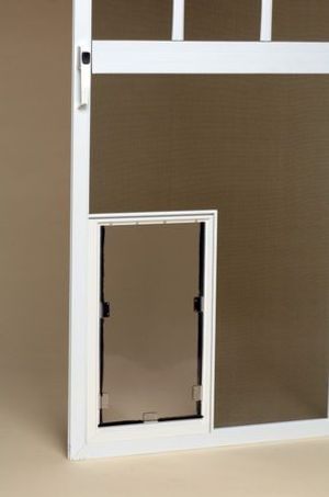 We sell, install, and service only the best in pet doors to all of the Denver and Colorado Springs areas.
