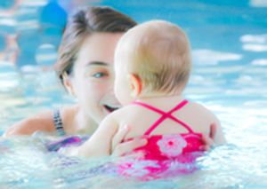 Swimming Lessons for Babies and Toddlers!