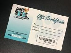 Gift certificates available for dog food, grooming, self-wash, pet supplies and more!