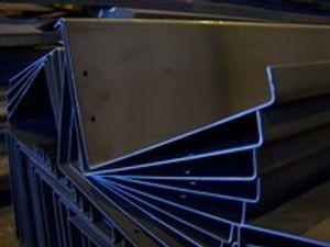 Steel Stair Pan NJ - Steel Stair  Treads NJ - Steel Sheet Fabrication by Allied Steel NJ