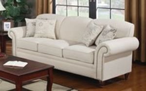 Sofa and living room furniture rental.