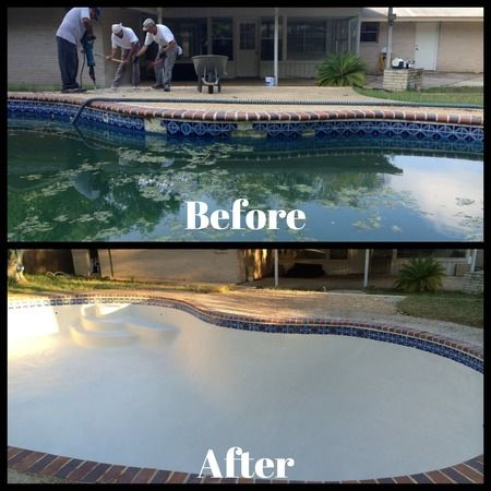 From swimming pool maintenance, repairs, to remodeling in the San Antonio area, we are the swimming pool contractors that you can trust to get the job done right! Contact us today to get scheduled for your pool service!