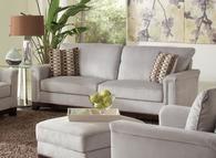 Sofa and loveseat furniture rental.