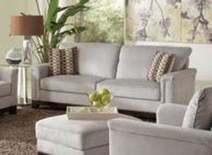 Sofa and loveseat furniture rental.