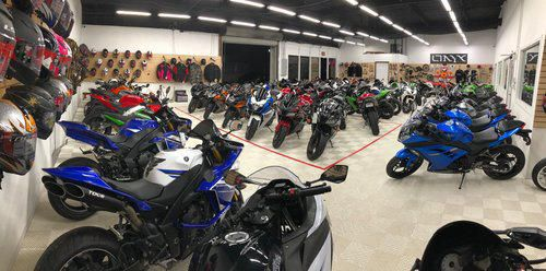 At our motorcycle dealer in San Diego, CA, we specialize in high-quality sports bikes for all types of biking enthusiasts