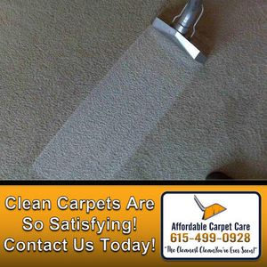 Getting your carpets cleaned can have health benefits for your home: it can reduce the amount of dust and dander in your home's air, it can eliminate bacterial growth, and it reduces the number of allergens that can be present. Contact us today!