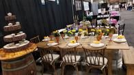 Since 1989 we've been supplying the Austin area with all their event rental needs.