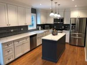 We are the kitchen remodeling company that will breathe new life into space, offering personalized service and incredible results.