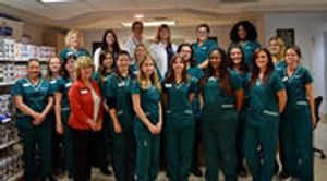 The caring and experienced team of VCA Augustine Loretto Animal Hospital.