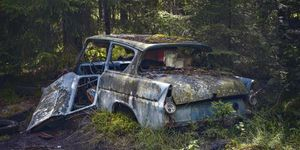 What to Do If Someone Abandons a Vehicle on Your Property in Ohio